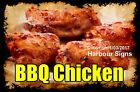 DECAL (Choose Your Size) BBQ Chicken Food Truck Sticker Restaurant Concession