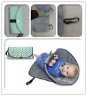 Deluxe 3in1 Portable Clean Hands Changing Pad Diaper Clutch Changing Station UK <br/> Pre-sale!! We will ship after ten Working Day!!Thanks!!