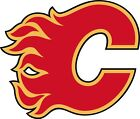 Calgary Flames NHL Decal Sticker Car Truck Window Bumper Laptop Wall $10.99 USD on eBay