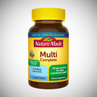 Nature Made Multi Complete - 60 Softgels