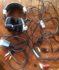 Turtle Beach Ear Force X11 Headband Headsets For PC Xbox 360 Console w/cables