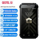 """5"""" GEOTEL G1 3G Smartphone MTK6580A Handy ohne Vertrag Android7.0 Quad-Core 16GB"""