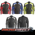 RST 1726 ALPHA IV MENS TEXTILE JACKET Mens Waterproof Motorcycle Jacket Dispa...
