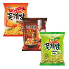 [Binggrae] Crab Chips 3Types Korean Style Snack Free Shipping