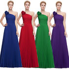 GK Graceful Maxi Ball Gown Bridesmaid Wedding Evening Formal Prom Pageant Dress
