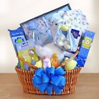 baby gift delivery singapore - Special Stork Delivery Baby Boy Gift Basket
