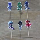 PJ MASKS CAKE TOPPERS PICKS birthday party Gekko Catboy decorate choose no