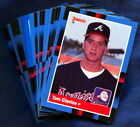 1988 Donruss Baseball Pick Cards Complete Your Set, Cards 496-660 Combined S&H