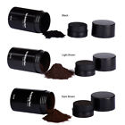 NEW Hair Building Fibers Powder Keratin Baldness Concealer Black Brown Men Women