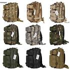Outdoor 30L Military Camping Hiking Trekking Rucksacks Tactical Backpack US MQR
