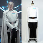 Star Wars Rogue One Imperial Admiral Director Krennic COSplay Costume Uniform
