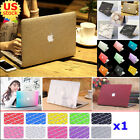"28-Color Glitter Marble Matte Case+KB Cover for MacBook AIR PRO 11"" 13""Touch Bar"