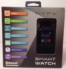 Hype Bluetooth Smart Watch for IOS and Android - Black (Model HY-WTCH-BT-BLK)