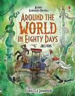 Around the World in 80 Days by Jules Verne (Hardback, 2017)