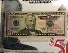 Premium Federal Reserve - BEP - Series 2004 $50 Bills