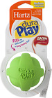 Hartz Dura Play Ball Dog Latex Squeaky Toy Fetch Assorted