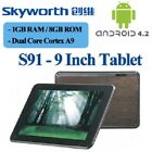 "7"" 9 inch Android 4.1 Touch Screen Tablet PC  4-8GB Camera Bluetooth WiFi-GIFT"