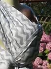 NEW BABY WRAP SLING 4.5M SIZE 6 WOVEN 100%COTTON WRAP CARRIER COLOURFUL PATTERNS
