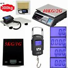 Heavy Duty Digital Postal Parcel Platform Scales -Varies Size and Weight 5~300KG