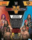 Topps WWE Raw v NXT v SMACKDOWN choose your stickers #140 - 274 BUY 3 GET 7 FREE