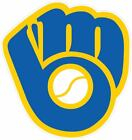 Milwaukee Brewers Sticker Decal Laptop Car Cornhole Wall Pick a size on Ebay