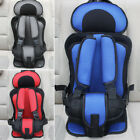 Safety Portable Baby Car Seat Infant Convertible Booster Child Chair Hot