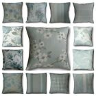 Cushion Cover made with Laura Ashley Duck Egg Blue Cottonwood Scatter Covers