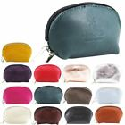New Women's Genuine Leather Wallet Coin Purse Pouch
