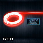 Welted Neon LED Light Glow EL Wire Control String Strip Rope Tube Clothing Wear