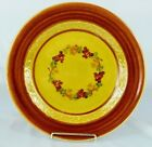 Kyпить Terre E Provence Luncheon Plate(s) Enveu Souleo Red Border France (6 Available) на еВаy.соm