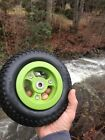 200 x 50 Wheel, Tire, Tube, Hub, with bearing. Mountain board and other uses!!