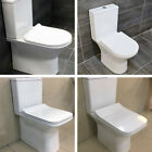 Rimless Close Coupled Toilet Selection Modern Style Emily & Maria