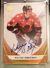 15-16 The Cup Wayne Gretzky Gold ALL STAR Auto SSP...#9/12 ABSOLUTE Beauty Card!