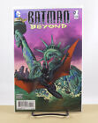 BATMAN BEYOND #1 1:25 KALMAN ANDRASOFSZKY VARIANT COVER NM DC COMICS 2015