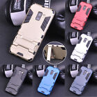 Luxury Hybrid Rugged Armor Stand Cover Case For Samsung Galaxy A8 S8 Plus Note 8