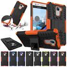 Hybrid Rugged Armor Stand Case Cover For Samsung Galaxy J3 J5 J7 2017 Pro
