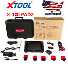 Ship From USA XTOOL X-100 PAD 2 Tablet K-ey Pro-gra-mmer Special Function Expert