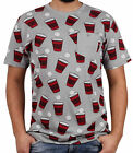 Super Massive Red Cup Beer Pong Tee