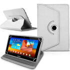 NEW 360 LEATHER CASE COVER STAND FOR AMAZON KINDLE FIRE 7, FIRE HD 8, FIRE HD 10