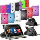 'New 360 Leather Case Cover Stand For Amazon Kindle Fire 7, Fire Hd 8, Fire Hd 10