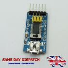 FT232RL Mini USB to TTL Adapter Module Compatible with Arduino FTDI 3.3 5V C66