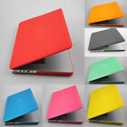 "Matte Rubberized Hard Case Shell Protective Skin for MacBook White 13.3"" A1342"