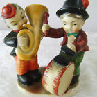 Vlntage Ceramic Musicians   made in Japan