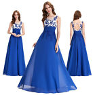 Long Formal Bridesmaid Wedding Dresses Gown Prom Party Evening Dress Cocktail ❀