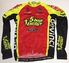Cycling Jersey Long Sleeve by Suarez assorted sizes New!