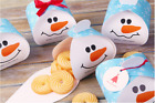 Snowman Gift Boxes Merry Christmas 2018 Sweet or Cake Boxes Christmas Gifts