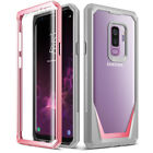 Poetic [Guardian] Rugged Hybrid Bumper Case For Galaxy S9 Plus / Note 8 / Note 9 <br/> Free Shipping *To Fit:Samsung Galaxy Note 9