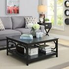 Convenience Concepts Omega Square Coffee Table