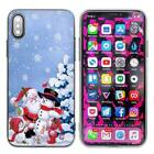The Snowman Santa Claus Winter Case Cover For Iphone 5 5C 6 7 8 Plus X 10 Apple