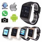 Waterproof LG118 LG128 Smart Watch Bluetooth Mate Phone For Samsung HTC iPhone